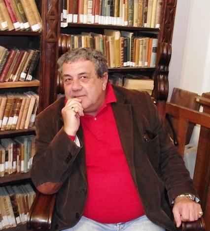 """Avv. Dino Papale-Sovrintendente del Premio """"Goethe"""" e del Premio """"Anna Achamatova"""